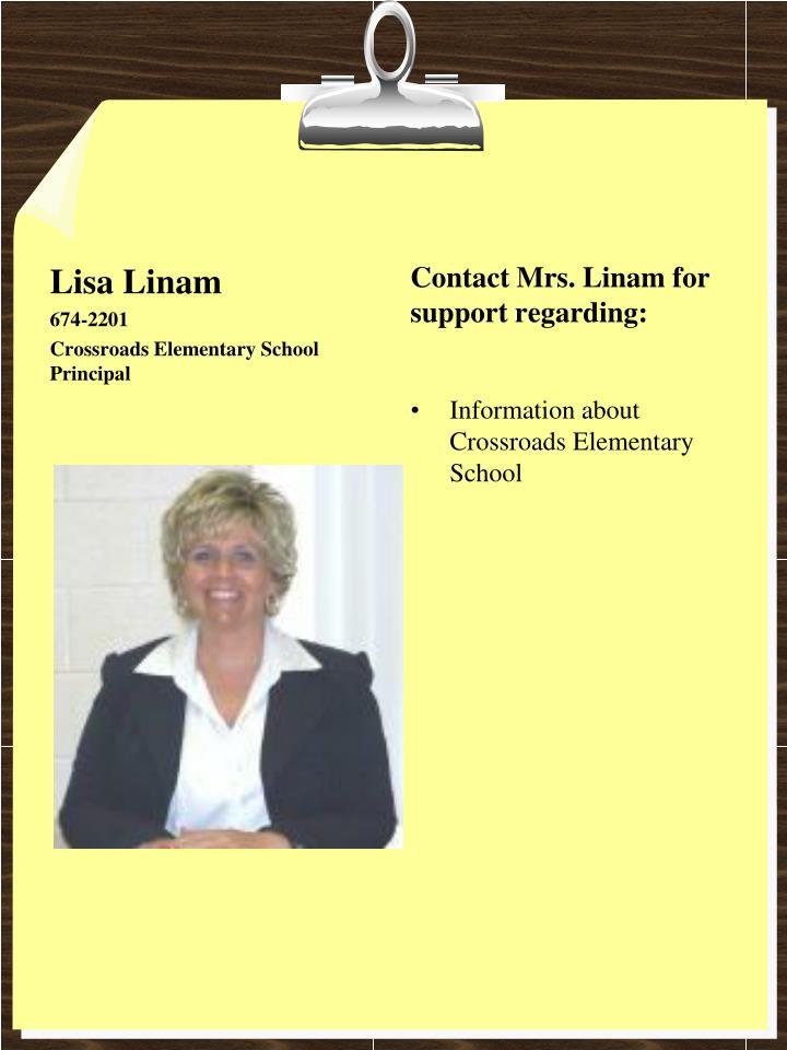 Lisa Linam