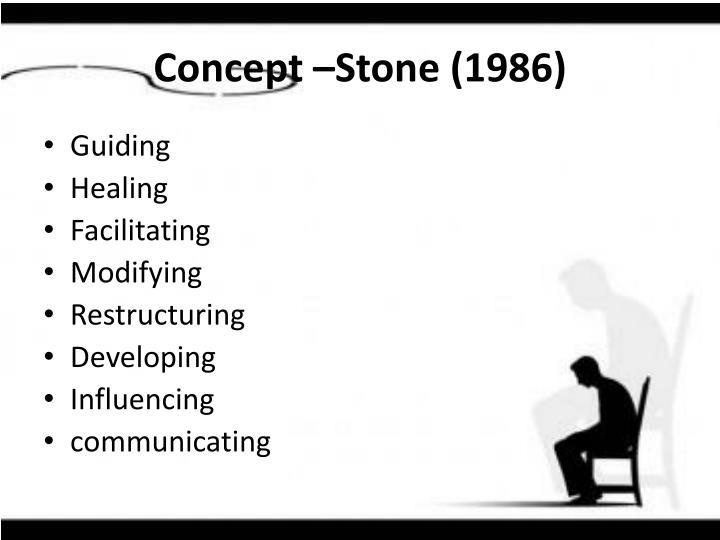 Concept –Stone (1986)
