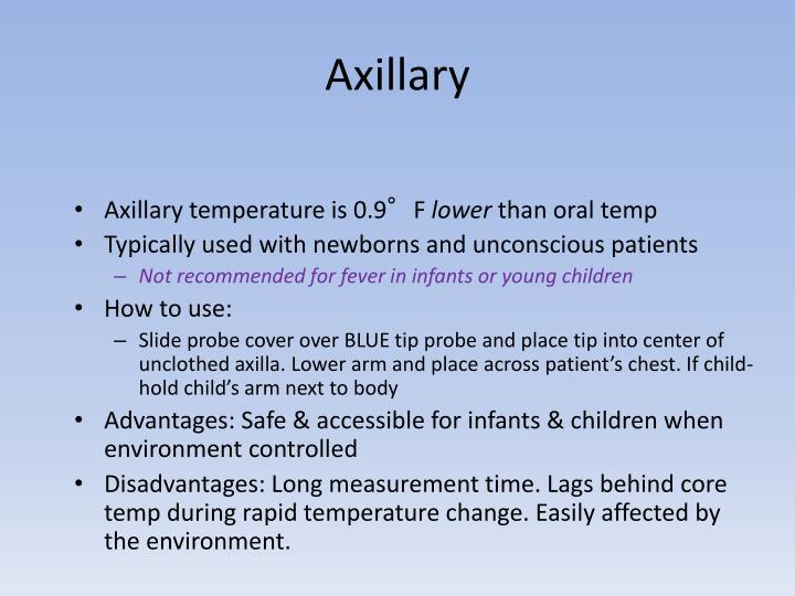 Axillary