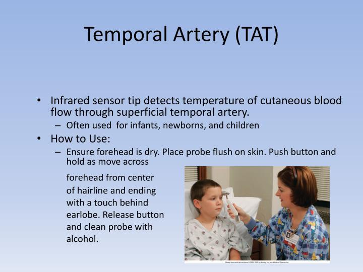 Temporal Artery (TAT)