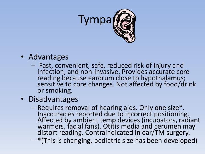 Tympanic