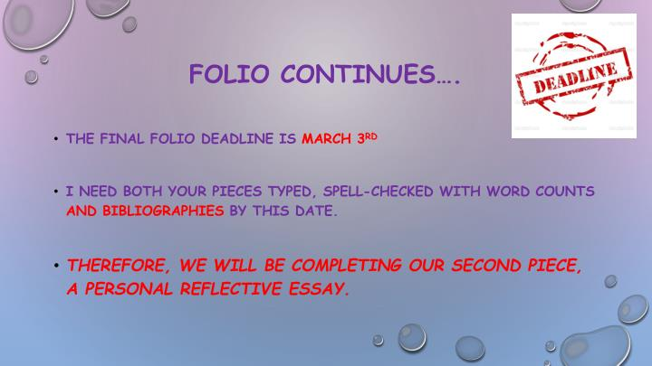 personal reflective essay national 5 Higher english- reflective essay watch  5 17-02-2012 23:04 (original post by  a personal essay will be terrible if you try and force emotions you don't feel,.