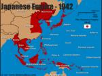 japanese empire 1942
