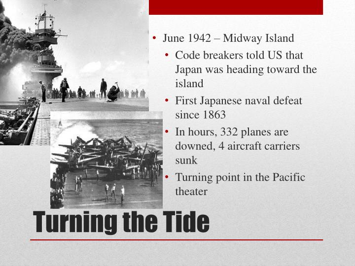 June 1942 – Midway Island