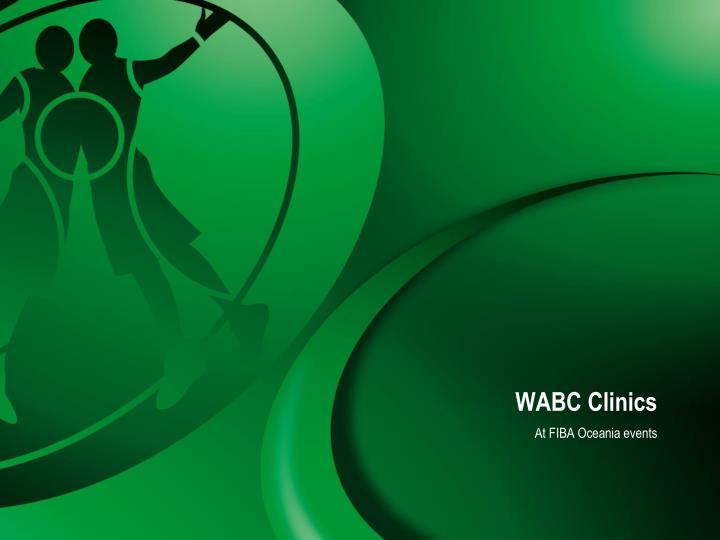 WABC Clinics