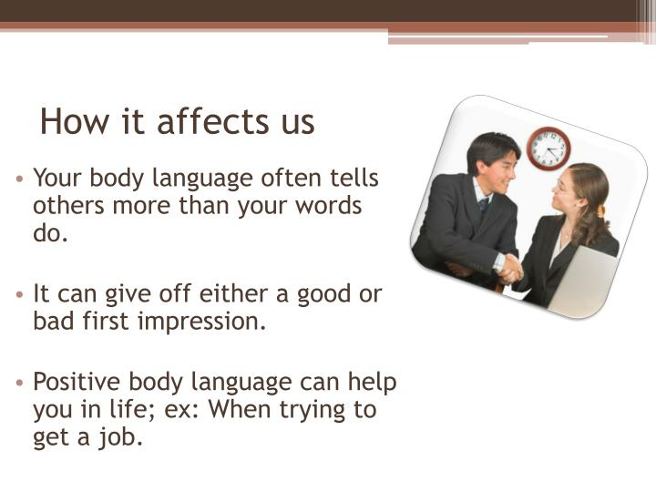 how to say later in body language