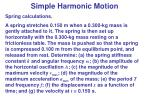 simple harmonic motion10