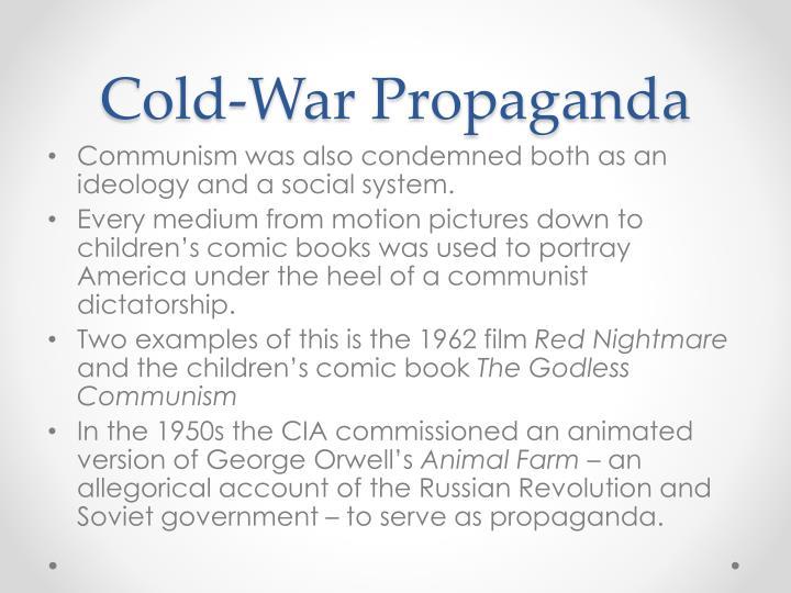 Cold-War Propaganda