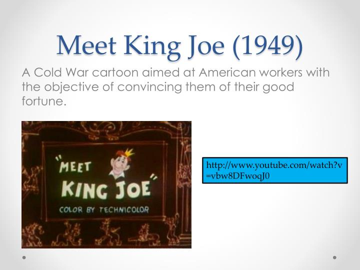 Meet King Joe (1949)
