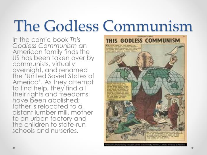 The Godless Communism