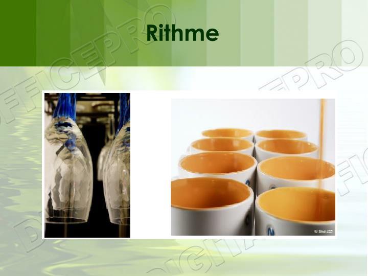 Rithme