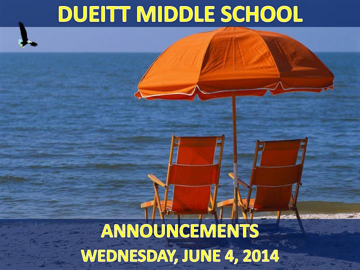 DUEITT MIDDLE SCHOOL