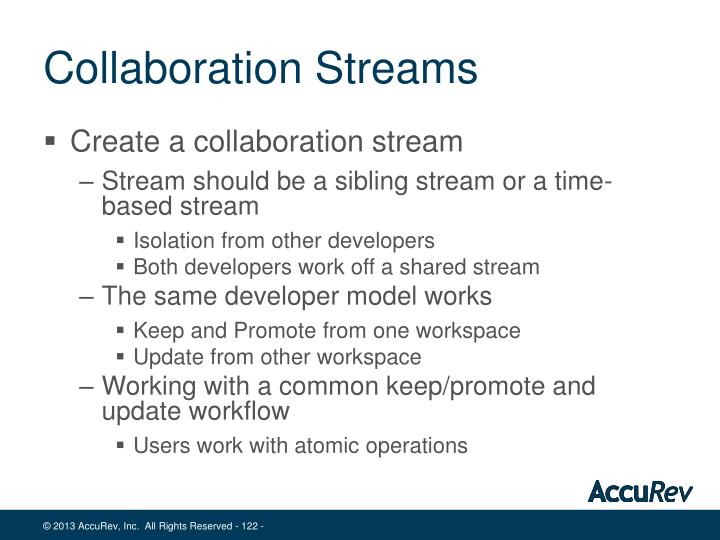 Collaboration Streams