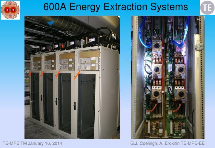 600A Energy