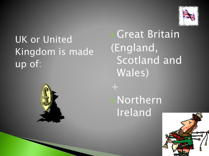 UK or United