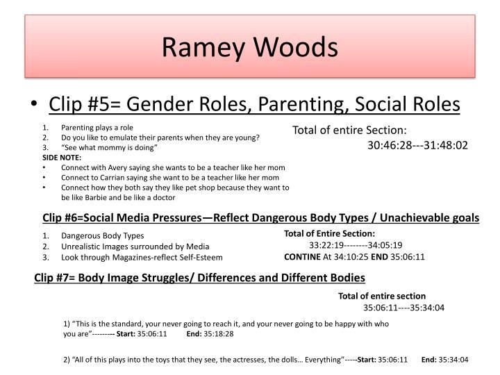 Ramey Woods
