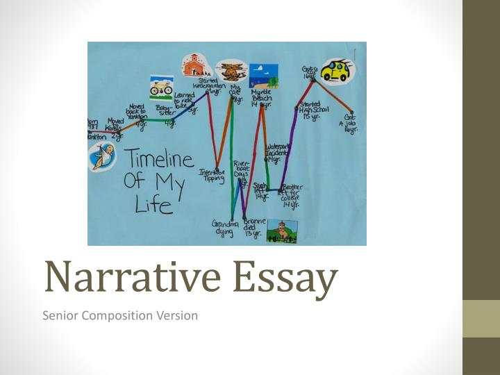 narrative essay ppt Want to make your narrative essay stronger the revision tips here will help with global and local revision of the narrative essay- authorstream presentation.