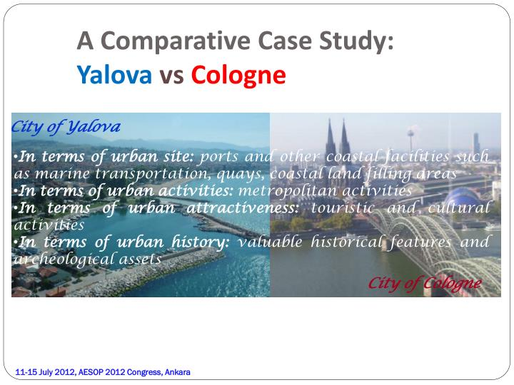 A Comparative Case Study: