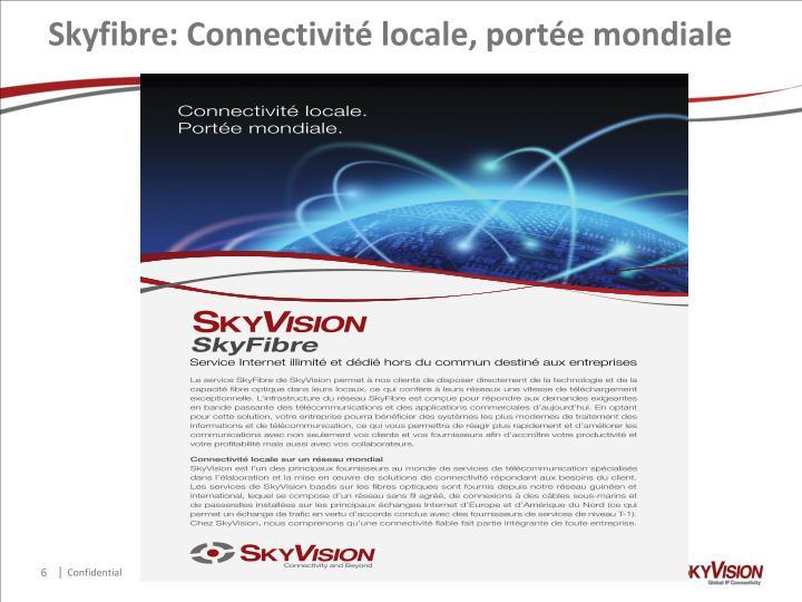 Skyfibre