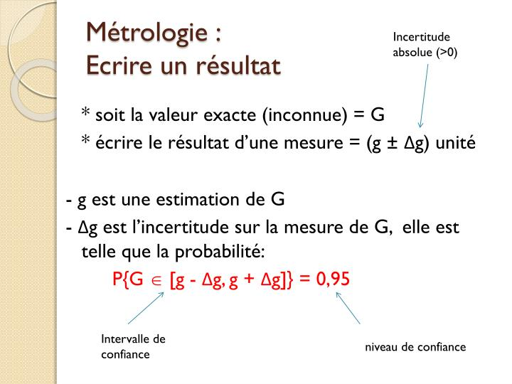 Calcul incertitude absolue et relative dating 8