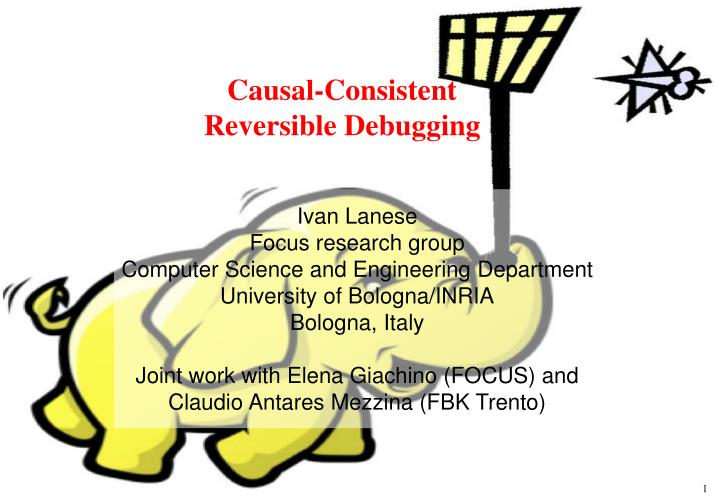 Causal-Consistent