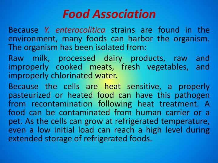 Food Association