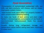food association1