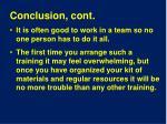 conclusion cont1
