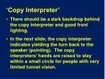 copy interpreter1