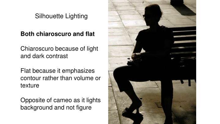 Silhouette Lighting