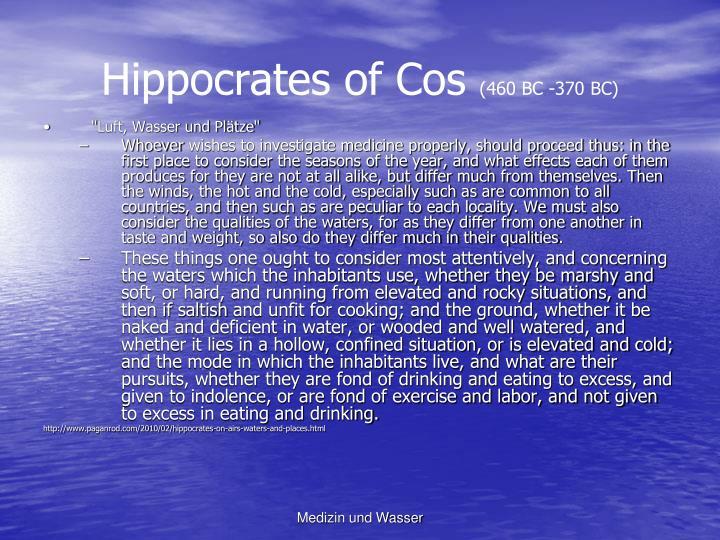 Hippocrates of