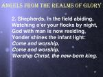 angels from the realms of glory1