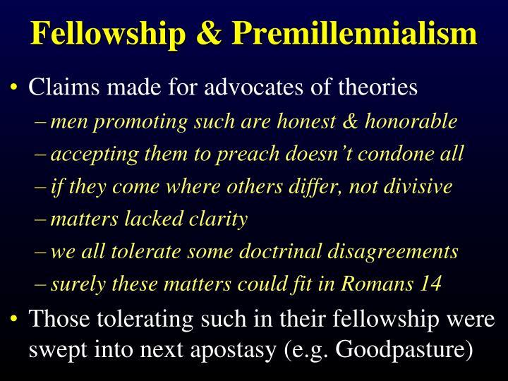 Fellowship &