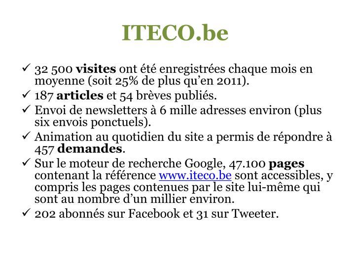 ITECO.be