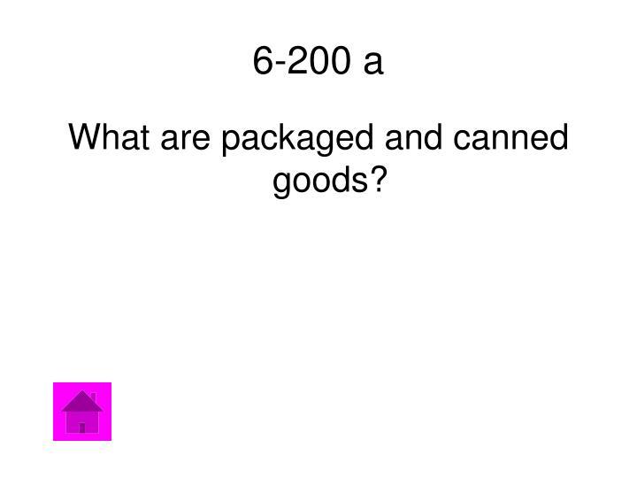6-200 a