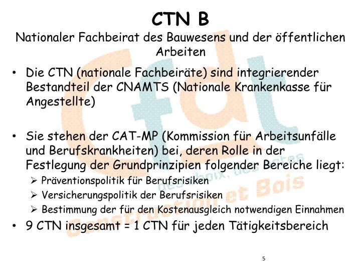 CTN B
