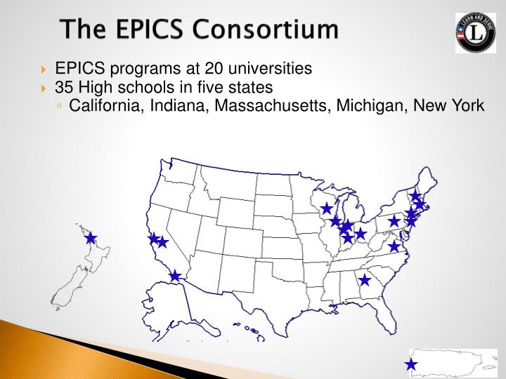 The EPICS Consortium
