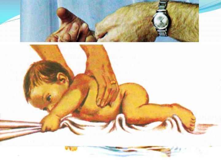 Novorozenec  0 – 4 týdny