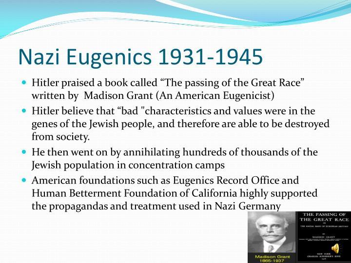 PPT - Eugenics PowerPoint Presentation - ID:2198734