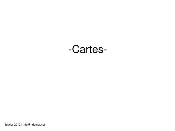 -Cartes-