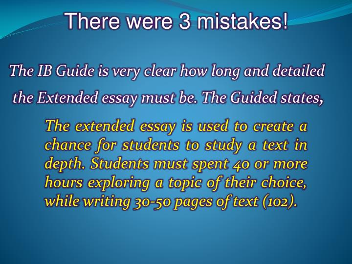 To What Extent Essay