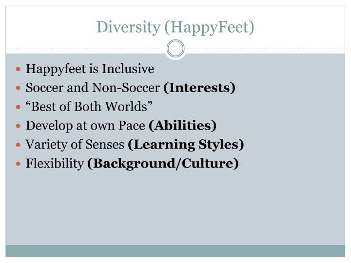 Diversity (HappyFeet)