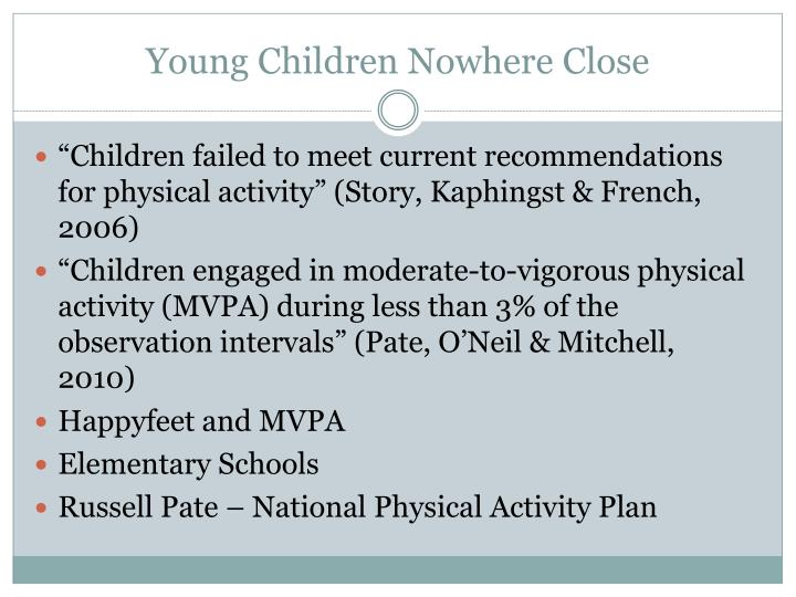 Young Children Nowhere Close