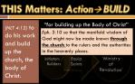 this matters action build