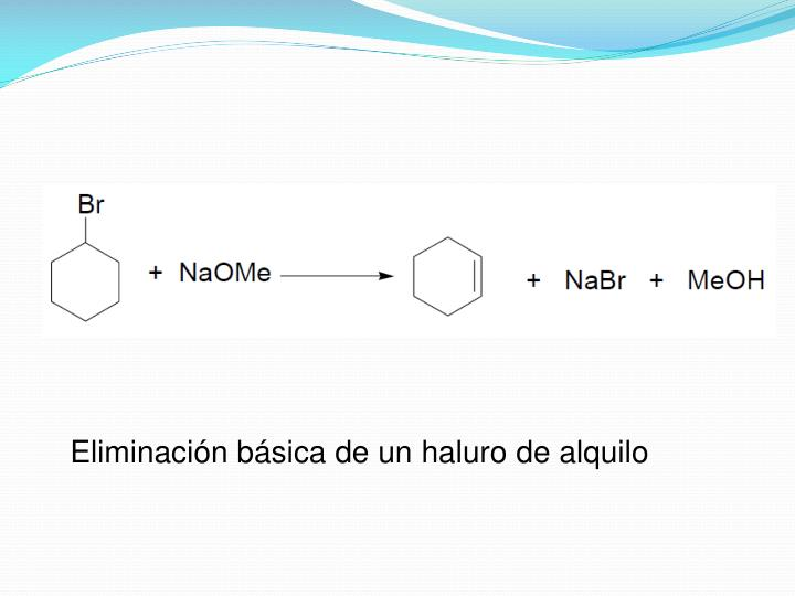 Eliminación básica de un
