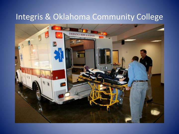 Integris & Oklahoma Community College