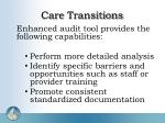 care transitions5