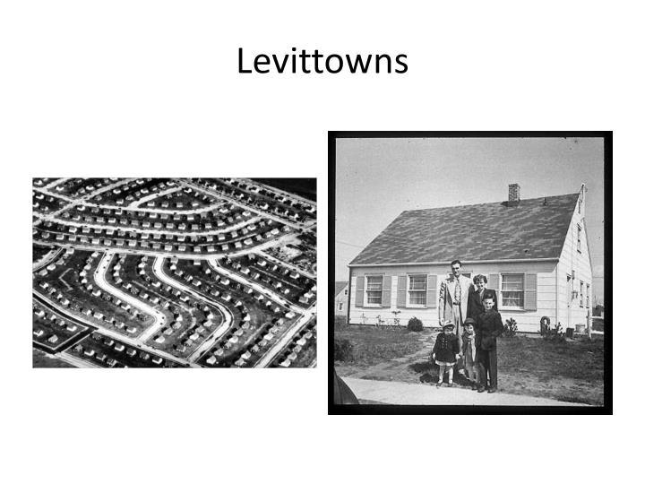 Levittowns