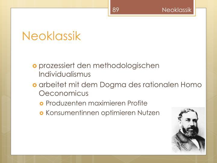 Neoklassik