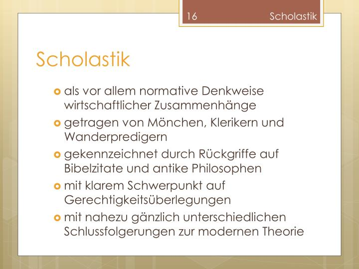Scholastik